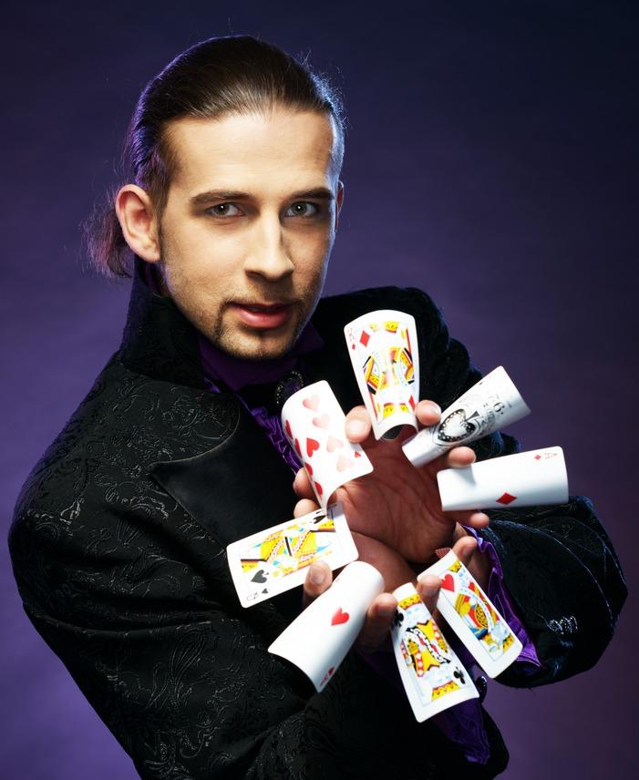 Zauberkünstler und Unterhaltungskünstler Agentur - www.showdreams.de