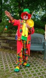 Clowns und Unterhaltungskünstler bei Showdreams.de