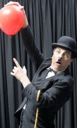 Mr. He - Pantomime www.showdreams.de