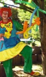 Clown für Kinder