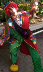 Clownin für Kinder buchen