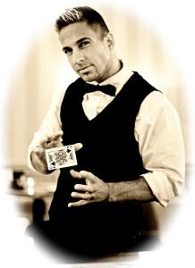 Zauberkünstler in NRW - Agentur für Zauberer